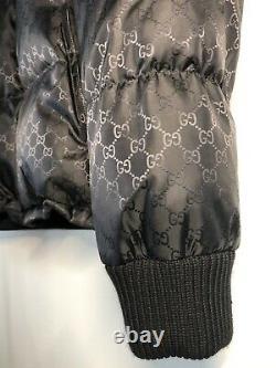 $5800 GUCCI NEW Men Limited Edition down coat jacket XXL / 58 EU