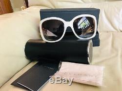 $798 Authentic BVLGARI sunglasses with Swarovski crystal Special edition 8103-B