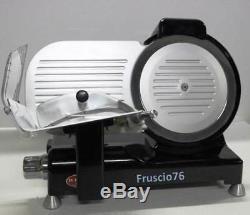 Affettatrice Elettrica RGV LUSSO Special Edition Nera 25 GS Slicer 250 mm Nero