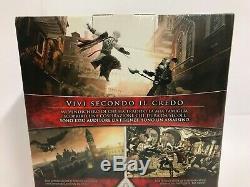 Assassin's Creed 2 White Collector's Edition New Rare Ps3 Ita Version