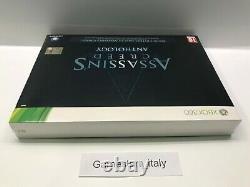 Assassin's Creed III 3 Anthology Edition Xbox 360 Nuovo Sigillato Ita New Pal