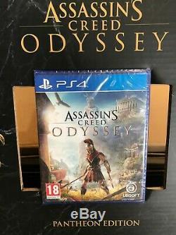 Assassin's Creed Odyssey Pantheon Edition Sony Ps4 Nuova Sigillata New Pal
