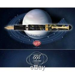 Aurora 88 Saturno Limited Edition Fountain Pen F-New