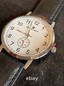 Belstaff WW2 Despatch Riders Watch 1/500 limited edition panther outlaw bag hat