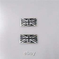 Bentley 6.0T W12 First Edition GT Britain Flag Badge RH/LH 3SA853688 Brand New