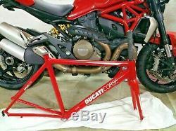 Bianchi Freccia Celeste Road Racing Frame Ducati Corse Edition