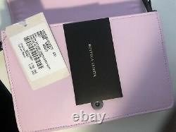 Bottega veneta Sumer Pink Embroidery Edition shoulder bag