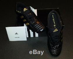 Brand New Adidas adiPure II TRX FG G00795 Blackout RARE Kaka DB Limited Edition