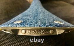 Brooks Cambium C17 Levi's Denim Limited Edition NOS