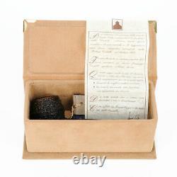 CASTELLO CARLO SCOTTI CENTENARY 1902-2002 Limited Edition Pipe New in Box