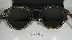 Christian Dior Sunglasses New DIOROBSCURE Limited Edition Black Havana 49 24 145