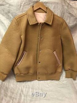 Coach Women's Limited Edition Rare Gary Baseman Leather Jacket Small $1,895,00