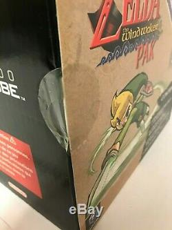 Console Gamecube Zelda Wind Waker Pak Limited Edition Purple Nuova New Pal