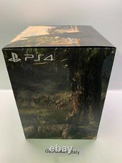 Days Gone Collector's Edition Sony Ps4 Nuovo Sigillato Pal Ita New Sealed