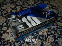 Diadora Baggio 134585 RTX12 Limited Edition Italy Spain 2004 # 690 8 US 42 EU