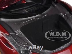 Ferrari 458 Italia Elite China Edition 1/18 Diecast Model Car By Hotwheels Bck12