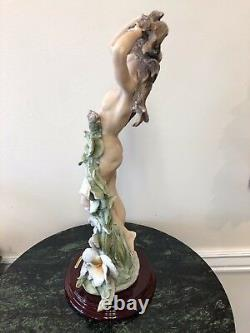 G. ARMANI Extremely Rare Limited Edition A. P. VIOLETTA Nude Figurine