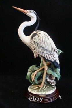 GIUSEPPE ARMANI Figurine Poised 1380S Limited Edition, Original Box LQQK