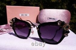 Gorgeous Miu Miu Prada sunglasses, brand new. Limited edition