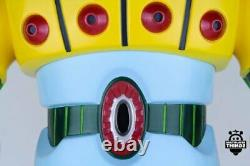 Kotetsu Jeeg Robot D'Acciaio Anime Color Version JUMBO Figure 60 cm. 30 01254