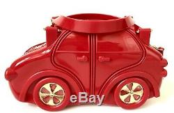 LIMITED EDITION! LIMITED QTY! NWTBraccialini Unique Car Shaped Purse-RED