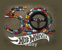 MOMO X Hot Wheel Steering Limited Edition