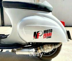 Mf1308 Marmitta MDM Easy V2.0 Vespa 50 Special R L N Pk S XL 125 Et3 -115 130