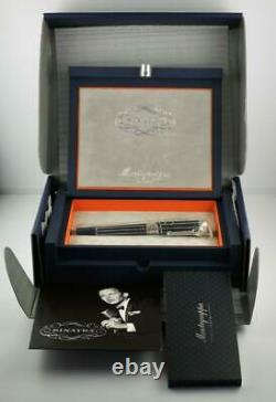 Montegrappa Frank Sinatra Limited Edition Fountain Pen Medium Nib Best Number 88