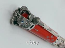 Montegrappa Limited Edition Queen a Night at the Opera 18K nib Fountain Pen