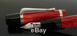 Montegrappa Nazionale Flex Cinnamon Limited Edition Fountain Pen