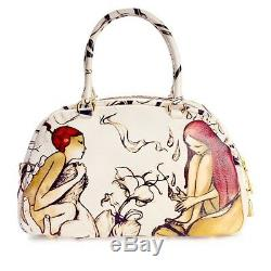 NEW Authentic Prada Fairy Bag VERY RARE Limited Edition James Jean Art Design