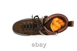 NEW SANTONI Boots LIMITED EDITION Shoes Size Eu 41 Uk 7 Us 8 (Led173)