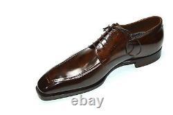 NEW SANTONI Dress LIMITED EDITION Shoes Size Eu 43 Uk 9 Us 10 (Led10)