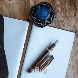 NEW Visconti Special Edition Medici Acrosilk Midi Fountain Pen Fine F Nib