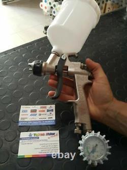 NEW WALCOM SLIM XLIGHT HTE SPRAY GUN EDITION 2021 nozzle 1.3