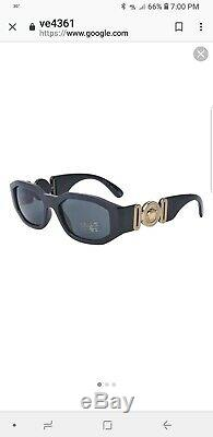NIB! SOLD OUT! Authentic VERSACE Biggie Smalls Limited Edition! VE4361