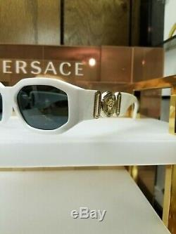 NIB! SOLD OUT! Authentic VERSACE Biggie Smalls Limited Edition WHITE BOYS
