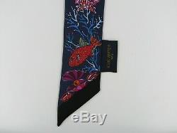 NWOT Louis Vuitton Sea of Love BB Bandeau Limited Edition Navy Monogram M73869
