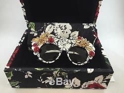 New Dolce & Gabbana DG4275H Runway Style Limited Edition Sunglasses VERY RARE
