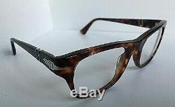 New Persol 3070-V 24 Film Noir Edition Tortoise 52mm Men's Eyeglasses Frame