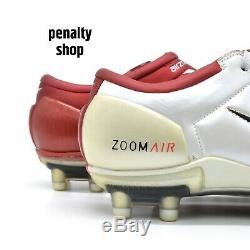 Nike Air Zoom Total 90 III FG 308229-101 Luis Figo RARE Limited Edition