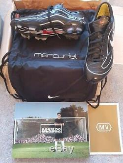 Nike Mercurial Vapor III MV R9 FG 10 Year Anniversary Edition UK Size 7