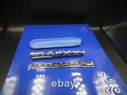 OMAS Limited Edition SPANISH ROYAL FAMILY 146/300 Fountan Nib M 18K STERLING