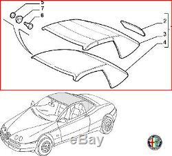 Original Alfa Romeo 916 Spider Verdeck Blau Manuell Elektrisch 156046478 1994-05