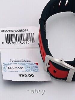 Orologio Locman Ducati Limited Edition 551KRD/695 Automatico Scontatissimo Nuovo