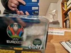 PANINI EURO 2020 Sticker Box(Pearl Edition)100 Packs=500 Stickers