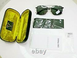 POLICE x Lewis Hamilton F1 Edition Mens Sunglasses Silver Pilot SPL B28 COL 0568