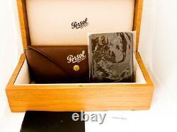 Persol Limited Edition 1917-2017 Mod 649 Col Havana Lenses Polar Blu 126/200