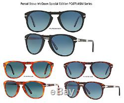 Persol PO0714SM Steve McQueen Special Edition Series Polarized (Multiple Colors)