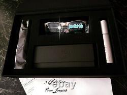 Persol Sunglasses & Stone Island Po2470saviator Limited Edition Rare, New